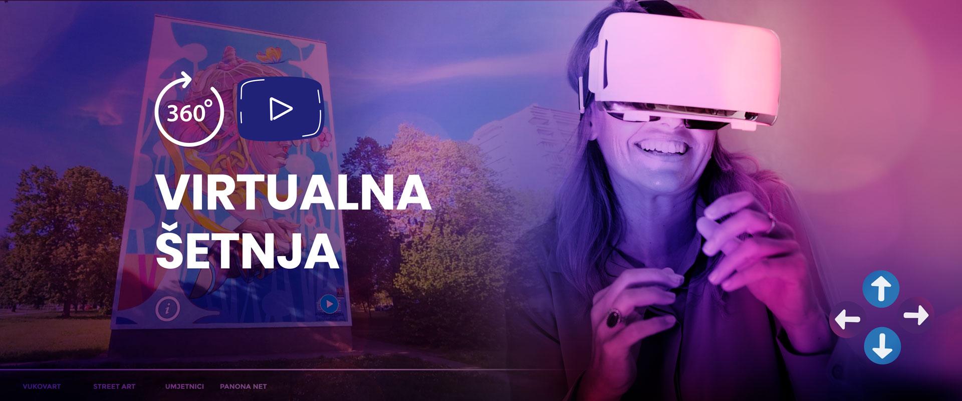 culex virtualna šetnja culex